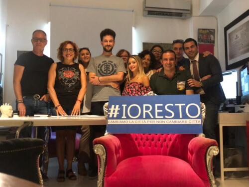 #IoRestoCon Contatto