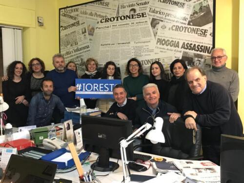 #IoRestoCon ilCrotonese