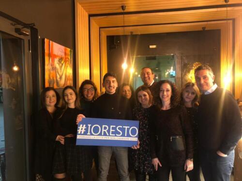 #IoRestoCon Tiziano Boscarato