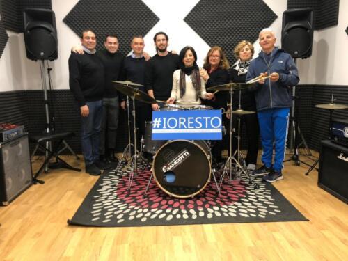 #IoRestoCon Kroton Music Academy